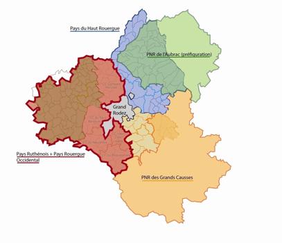PNR Aveyron