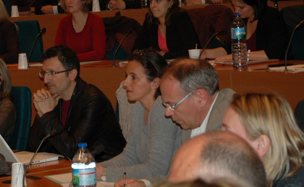 conseil municipal Rodez 4 04 2014